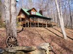 Whispering Woods Cabin, Bryson City, NC