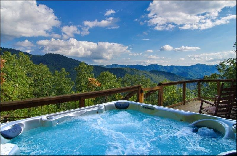 Wengen Chalet Pet Friendly Bryson City Vacation Rental
