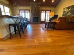 Easy Paved Access To Cabin, Gravel Drive