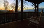 Relax in the Hot Tub with this Great View