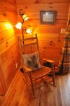 Great Log Cabin In th Smokys