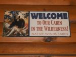 A Warm Welcome to Native Winds Cabin