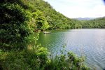 The Wilderness Marina on Fontana Lake is Just Up the Road