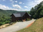 Game Room with a Pool Table is Downstairs