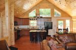 Enjoy the Amazing View from the Hot Tub