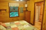 Enjoy the Screened Porch Rain or Shine
