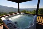 Enjoy Views from the Hot Tub