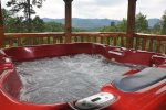 Unwind In The Soothing Sheltered Hot Tub