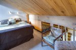 Loft with kids hideout
