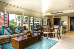 Corner Ground Floor Unit by the Beach Club and Pool!