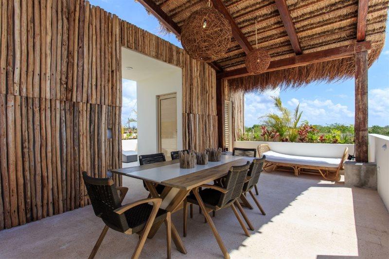 Tulum Vacation Rentals Carmela Tulum Penthouse Jaspe