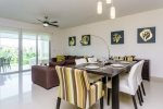 Luxury condos Playa del Carmen - Mareazul Arena - Dining table