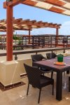 Condos for rent playa del carmen - Rooftop pergola - Aldea Thai PH passion