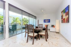 Affordable option in condos for rent in Playa del Carmen, steps from the beach and 5ta Av