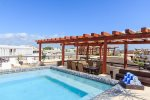 Vacation rentals in Playa del Carmen - Rooftop pergola - Aldea Thai PH Mamitas