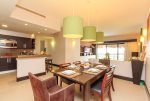 Vacation rentals in Playa del Carmen - Kitchen and dining area - Aldea Thai PH Mamitas