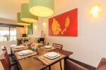 Vacation rentals in Playa del Carmen - Dining table  - Aldea Thai PH Mamitas