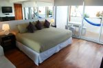 Magia penthouse Dreams -  downstairs master bedroom Vacation rentals - Playa del Carmen