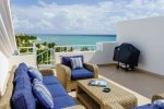 Penthouse Mareazul - Rooftop area ocean view - Playa del Carmen vacation rentals
