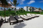 Penthouse Mareazul - Beach club of the complex - Playa del Carmen vacation rentals