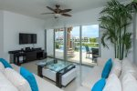 Penthouse Mareazul -comfortable sitting area - Playa del Carmen vacation rentals