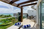 Penthouse Mareazul - Terrace beautiful view - Playa del Carmen vacation rentals
