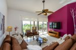 Mareazul Estrella de Mar - Living area - Vacation rentals Playa del Carmen