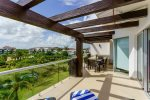 Mareazul Estrella de Mar - Terrace loungers - Vacation rentals Playa del Carmen