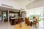 Mareazul Estrella de Mar - Dining area and kitchen - Vacation rentals Playa del Carmen