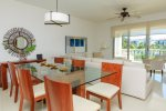 Mareazul casa vida dulce - living and dining area - Vacation rentals Playa del Carmen