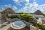 Tulum rentals - Common areas - Zama Gardens PH Luzera