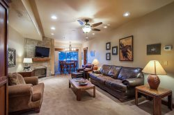 Lodge at Mountain Village, Unit 143: True Ski-in/out Luxury at Park City Mountain Resort!