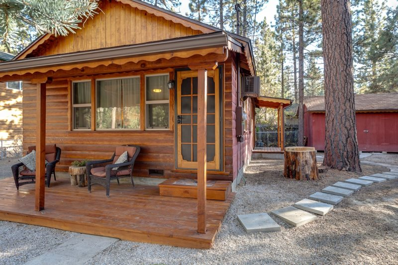RS Vacations | Big Bear Cabin Rentals | Phil's Mountain