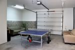 Spacious Main Deck with seating, fire table and BBQ