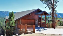 Cliffhanger Cabin - INCREDIBLE Views, GORGEOUS Home!
