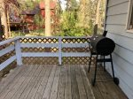 Huge Deck with Outdoor Dining and Seating