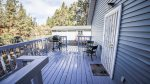 Large Back Deck with Seating