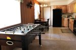 Enjoy Southern Comfort-Fireplace, Foosball and Fun