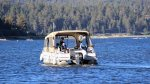 Fishing from Boat or Shore on Beautiful Big Bear Lake