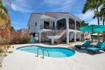 Gorgeous Gulfside Home with Pool, Hot Tub and Outdoor Shower PLR2016-00382