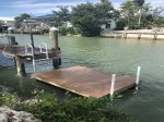 The first Paddle Friendly floating dock in the area, making launching & retrieving kayaks or paddle boards a Breeze