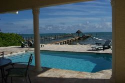 Islamorada Ocean Front Executive Rental Home