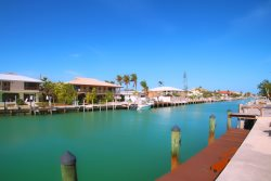 Darling Duplex in Key Colony Beach with Cabana Club