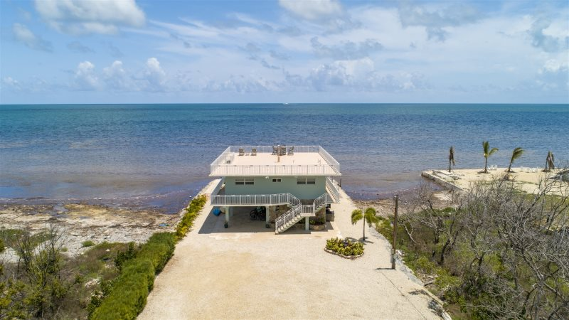 Tortuga Haven | Florida Keys Oceanfront Rental | Island