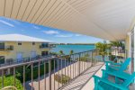 Gulf views right from your Master Suite balcony