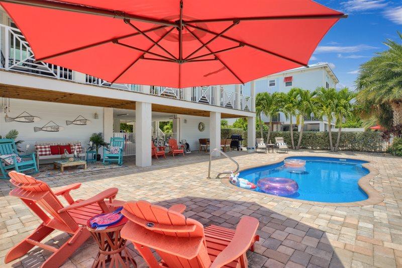Kokomo Florida Keys Vacation Rental In Marathon Fl Island Breeze