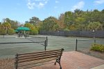 Two Kiawah Tennis Centers