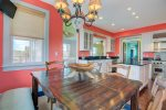 Eat-In Kitchen Table - Seating for 6 Guests