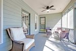 Screened in Porch - Comfortable Furniture