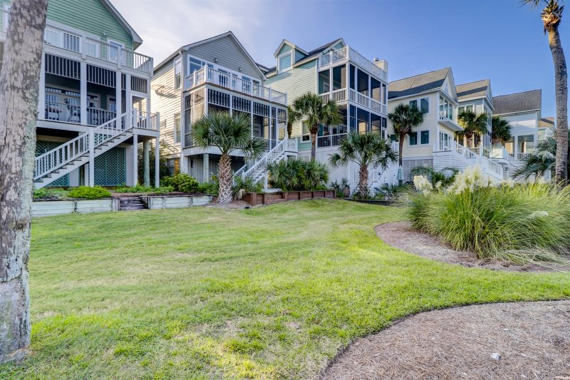 Isle Of Palms Beach House Short Walk To The Pool Access Ocean And Golf Views Sportscard